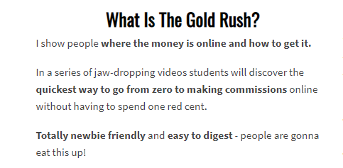 The Gold Rush Review 2019